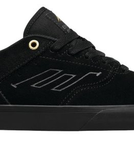 Emerica Emerica The Reynolds Low Vulc Skate Shoes - Black/Gold