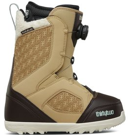 ThirtyTwo ThirtyTwo Womens STW Boa Snowboard Boots 2017/2018 - Tan/Black