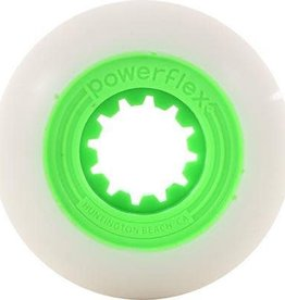Powerflex Gumball Wheels Green 52mm 83b (set of 4)