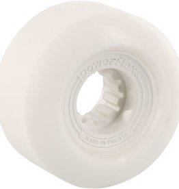 Powerflex Gumball Wheels White 58mm 83b (set of 4)