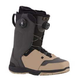 Ride Snowboard co. 2018 Ride Lasso Men's Boot - Black/Tan