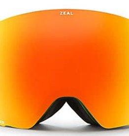 Zeal Zeal Portal Polar Phoenix Goggles 2018 - Khaki Moss