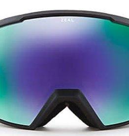Zeal Zeal Nomad Jade Mirror Goggles 2018 - Horizon Grey