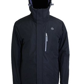 Turbine Turbine Vibe Snowboard Jacket 2018 - Black