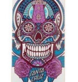 """Santa Cruz Skateboards Santa Cruz Sugar Skull Sk8  Complete 7.25""""x29.9"""""""