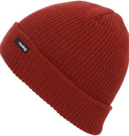Analog Analog Burglar Beanie - Burnt Rust