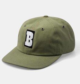 Baker Baker- Capital B Strapback Hat - Olive