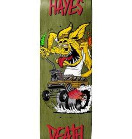 "Death Wish Deathwish Jake Hayes Creeps Deck - 8.0"""