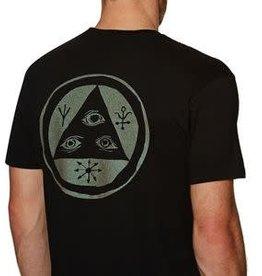 Welcome Skateboards Welcome Skateboards Talisman T-Shirt - Black/Color Shift