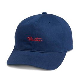 Primitive Apparel Primitive Nuevo Mini Script Strapback Hat - Navy