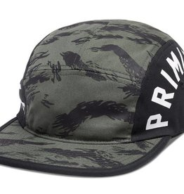 Primitive Apparel Primitive Camo Arch 5 Panel Strapback Hat - Black