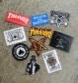 Thrasher Thrasher 10 Sticker pack-various stickers