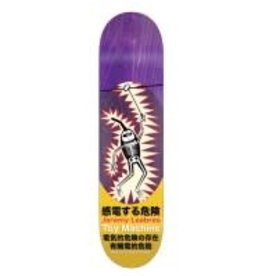 Toy Machine Toy Machine Leabres Shocker Deck 8.125 x 31.75 x 14.25wb