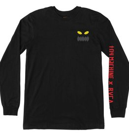 RVCA RVCA x Toy Machine-S L/S T-Shirt -