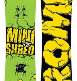 Rome SDS Rome Minishred Youth Snowboard Deck 2018 -
