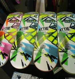 ATTIC ATTIC x Pocket Pistols Skateboard Deck