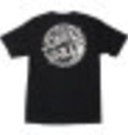 Santa Cruz Santa Cruz Mermaid Dot T-Shirt - Black