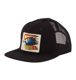 Independent Independent O'Brien Reaper Patch Trucker Hat - Black