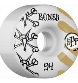 Bones Bones Wheels SPF War Paint 54mm Gold (set of 4)