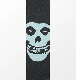 "Mob Grip Mob Misfits Skull Griptape   - 9"" x 33"""