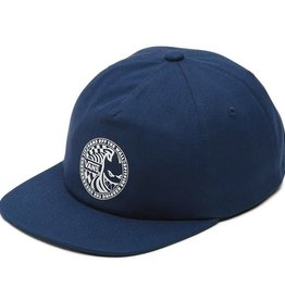 Vans Vans x Spitfire Youth Snapback Hat - Dress Blues