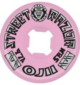 OJ Wheels OJ Street Razor Wheels Pink 58mm 97a (set of 4)