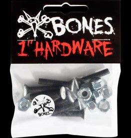 "ATTIC Bones Hardware 1"" - White Tops"