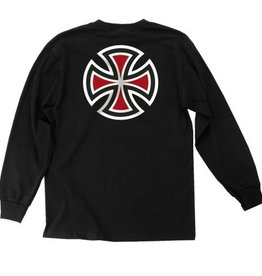 Independent Independent Bar/Cross L/S Youth T-Shirt -