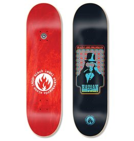 Black Label Black Label Omar Hassan Holding Co. Deck 8.38 x 32.5 x 14.5WB