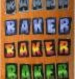 "Baker Baker KL Colored Pencil Deck 8"" x 31.5"""