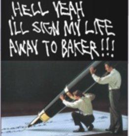 """Baker Baker CJ Super Stock Deck 8.25"""" x 31.875"""" Green"""