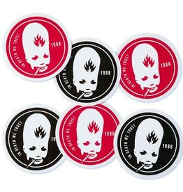 Black Label Black Label Sticker - Baby - colors vary
