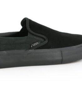 Vans Vans Slip On Pro Skate Shoes - Blackout