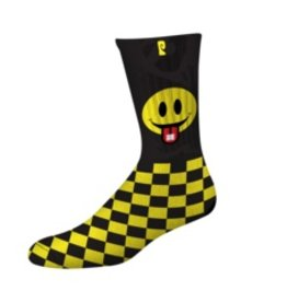 Psockadelic Psockadelic Sid Psock - 1 Pair Black/Yellow