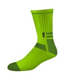 Psockadelic Psockadelic Snug Psock - 1 Pair Lime Green