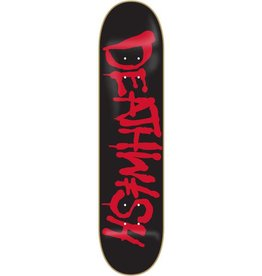 Death Wish Deathwish Street Spray Black / Red 8.25 x 31.50""