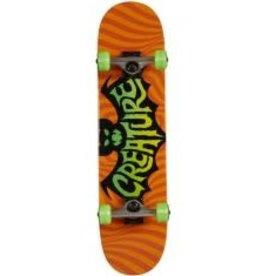 "Santa Cruz Skateboards Creature Batty SM Complete Skateboard 7.5"" x 30.6"""