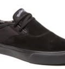 Lakai Lakai Riley 2 x Motorhead Men's Skate Shoes - Black/White Suede