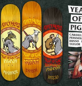 Anti Hero Anti Hero Year of the Pigeon Decks -
