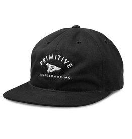 Primitive Apparel Primitive Archie Snapback Hat - Black