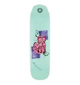 Welcome Skateboards Welcome Loo Dood on Wicked Deck- 8.6 x 32.5 14.75WB