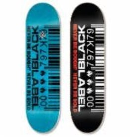 Black Label Black Label Barcode Deck 8.75 x 32.63 x 14.5WB - Blue Dip