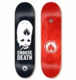 Black Label Black Label Choose Death Deck 8.75 x 32.63 x 14.5WB