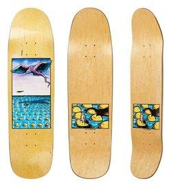 Polar Polar Skateboard Deck - Oskar Rozenberg Dragon's Nest P9 - Shaped