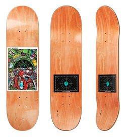 """Polar Polar Skateboard Deck - Nick Boserio Earth Attack - 8.25"""""""