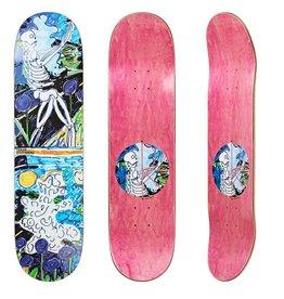 """Polar Polar Skateboard Deck - Oskar Rozenberg Skeleton - 8.25"""""""