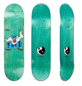 "Polar Polar Skateboard Deck - Hjalte Halberg Falling Down - 8.5"""
