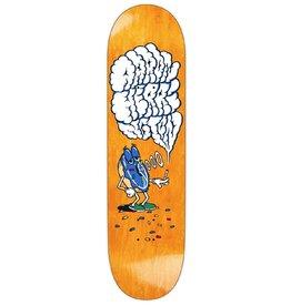 """Polar Polar Skateboard Deck - Aaron Herrington Smoking Donut - 8"""""""