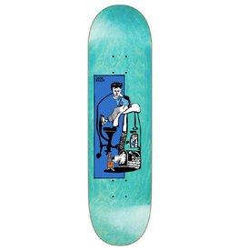 "Polar Polar Skateboard Deck - Dane Brady Pizza Oven - 8.4"""