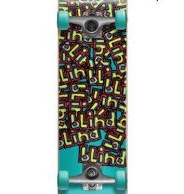 Blind Blind Skateboards Letter Drop Complete Youth 6.5